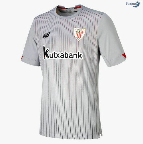 Peamu - Maillot foot Athletic Bilbao Exterieur Gris 2020-2021