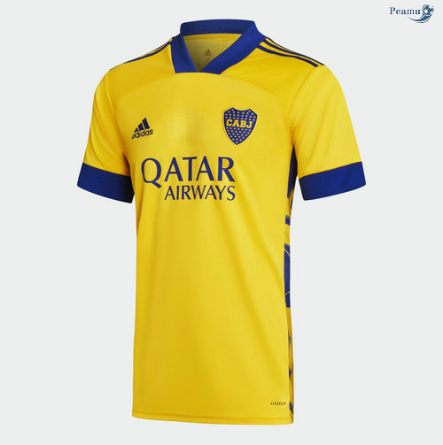 Peamu - Maillot foot Boca Juniors Third 2020-2021
