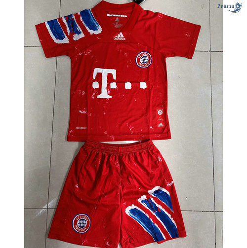 Peamu - Maillot foot Bayern Munich Enfant édition conjointe 2020-2021