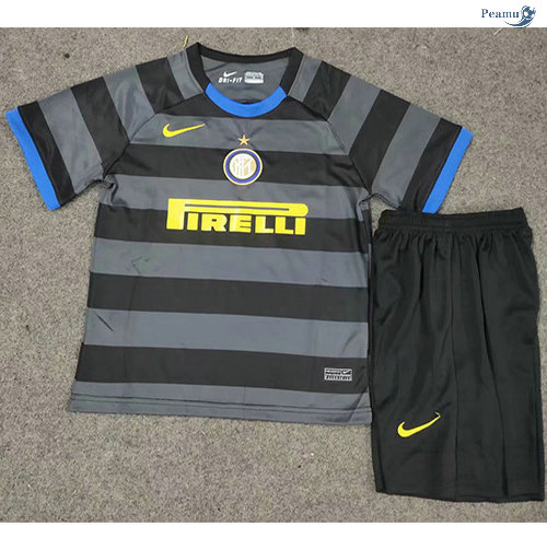 Peamu - Maillot foot Inter Milan Enfant Third 2020-2021
