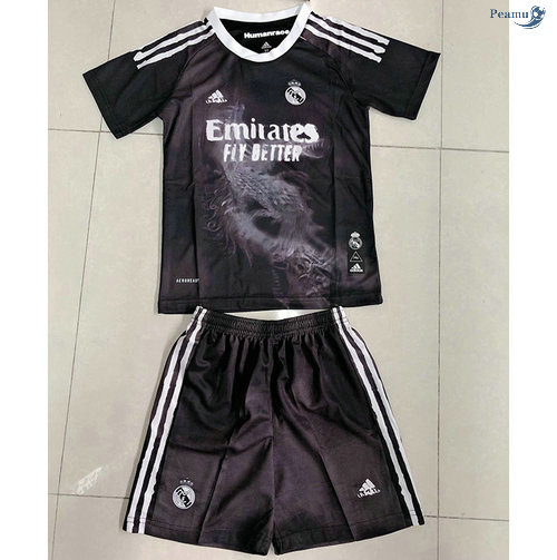 Peamu - Maillot foot Real Madrid Enfant édition conjointe 2020-2021