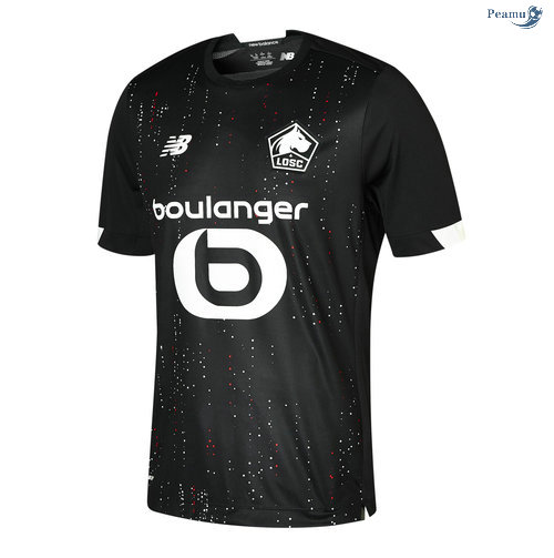 Peamu - Maillot foot Lille OSC Exterieur 2020-202120