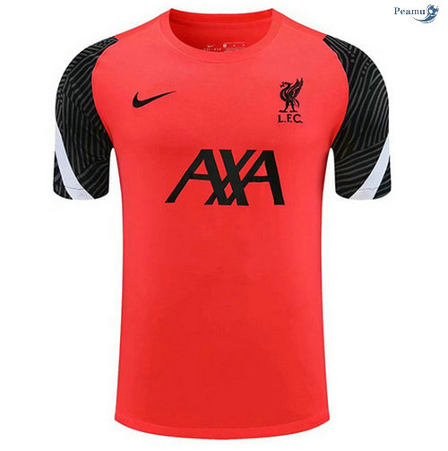 Peamu - Maillot foot Liverpool training Dri-Fit Rouge