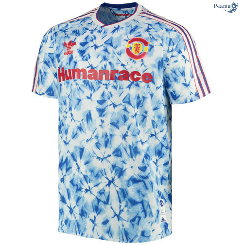 Peamu - Maillot foot Manchester United HRFC 2020-2021