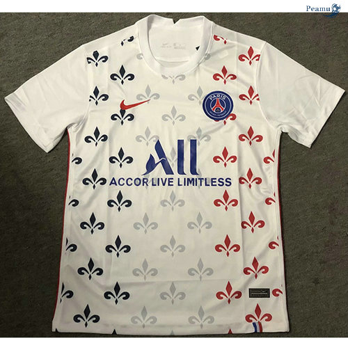 Peamu - Maillot foot PSG Paris special training 2020-2021