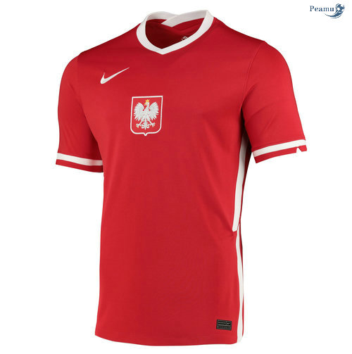 Peamu - Maillot foot Pologne Exterieur 2020-2021
