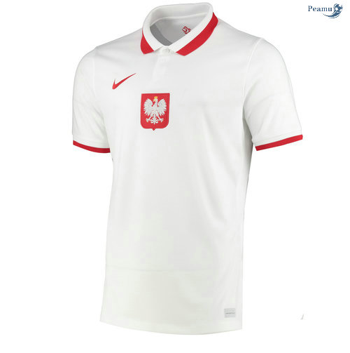 Peamu - Maillot foot Pologne Domicile 2020-2021