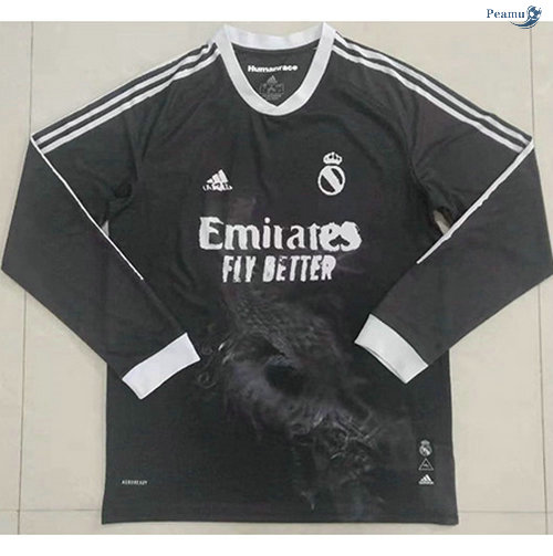 Peamu - Maillot foot Real Madrid édition conjointe Manche Longue 2020-2021