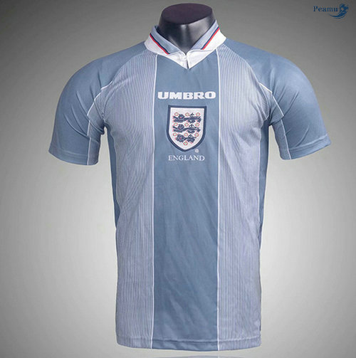 Peamu - Maillot Foot Rétro Angleterre Exterieur 1996
