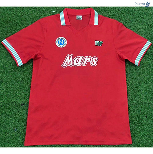 Peamu - Maillot Foot Rétro Naples Third 1988-89
