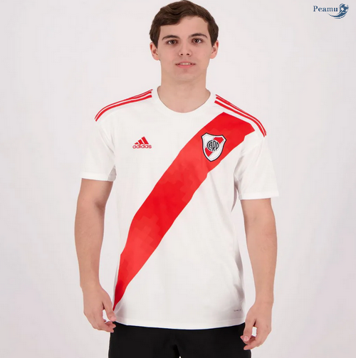 Peamu - Maillot foot River plate Domicile 2020-2021