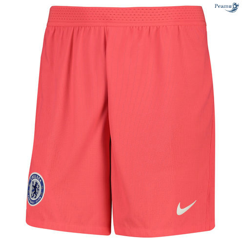Peamu - Maillot foot Short Chelsea Third Rose 2020-2021