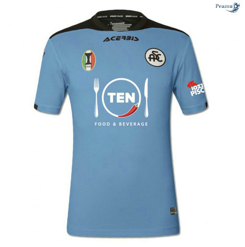 Peamu - Maillot foot Spezia Calcio Third 2020-2021