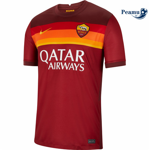Maillot foot AS Rome Domicile 2020-2021