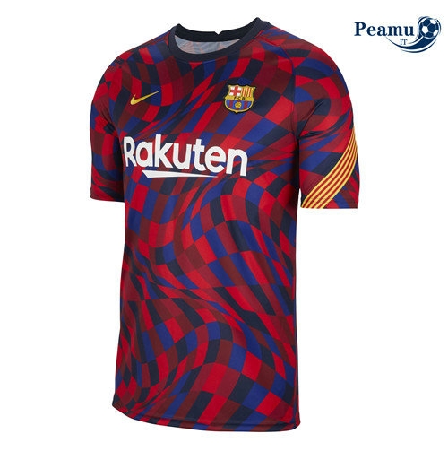 Maillot foot Barcelone Pre-Match 2020-2021