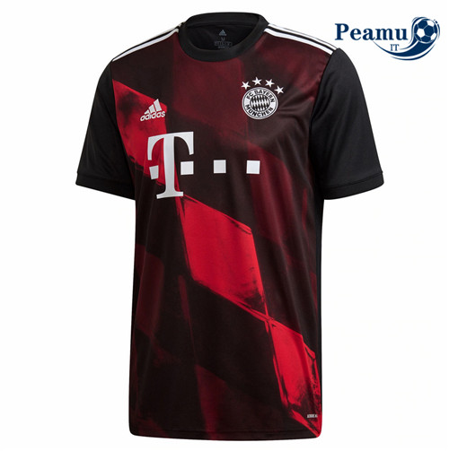 Maillot foot Bayern Munich Third 2020-2021