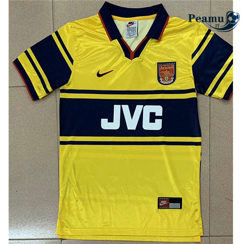 Maillot foot Arsenal Exterieur 1997