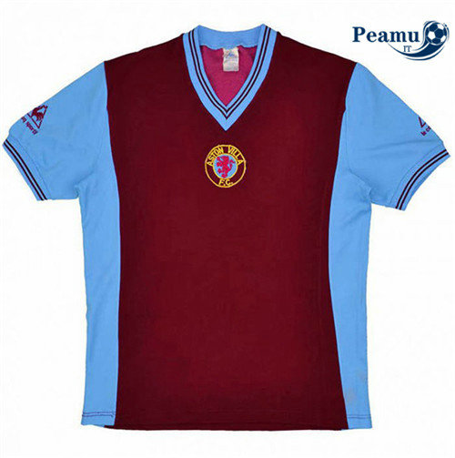 Maillot foot Aston Villa Champions League 1981-82