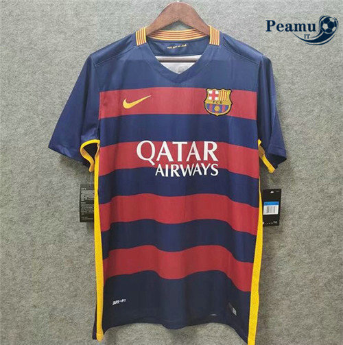 Maillot foot Barcelone Domicile 2015-16