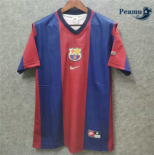 Maillot foot Barcelone Domicile 1998-99