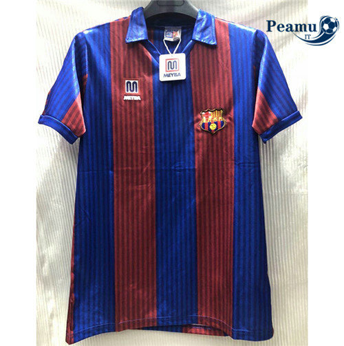 Maillot foot Barcelone Domicile 1991-92