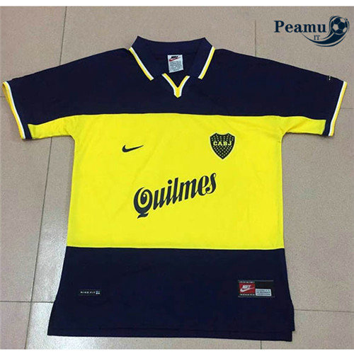 Maillot foot Boca Junior Domicile 1999