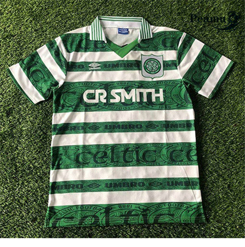 Maillot foot Celts Domicile 1995-97