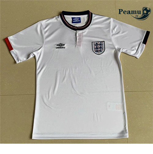 Maillot foot Angleterre Domicile 1989