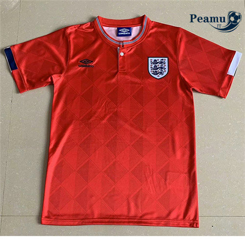 Maillot foot Angleterre Exterieur 1989