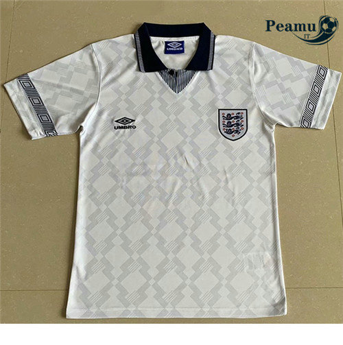 Maillot foot Angleterre Domicile 1990