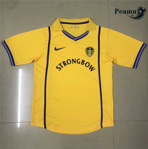 Maillot foot Leeds United Exterieur 2000-01