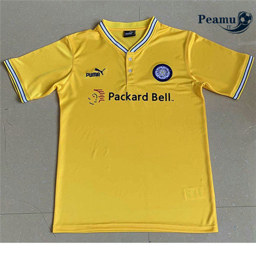 Maillot foot Leeds United Exterieur 2000