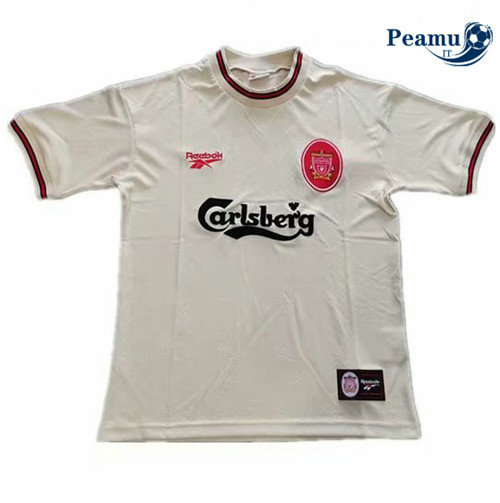 Maillot foot Liverpool Exterieur 1996-1997