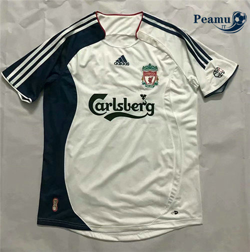 Maillot foot Liverpool Exterieur 2006-07