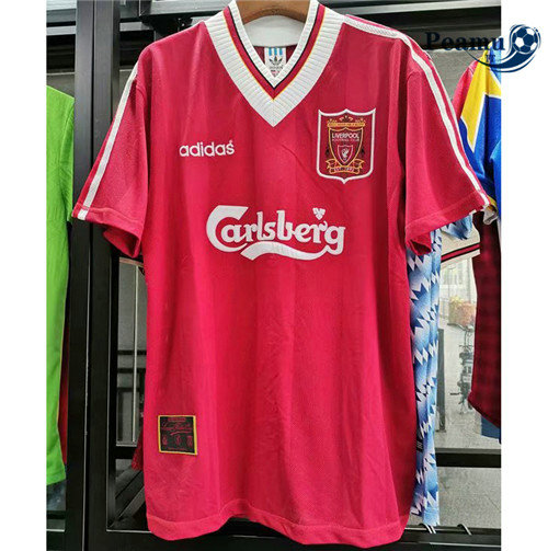 Maillot foot Liverpool Domicile 1995-1996