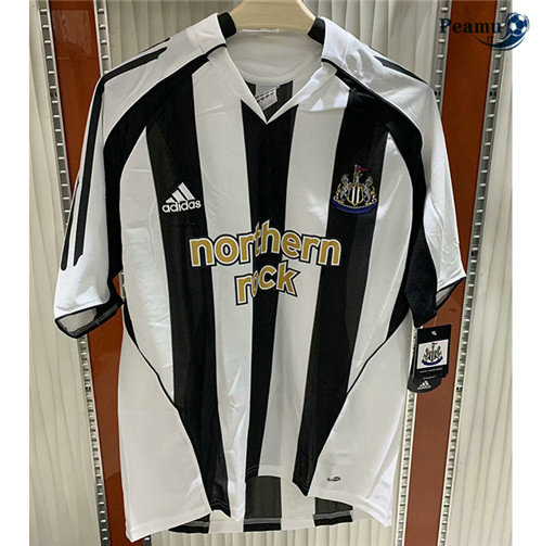 Maillot foot Newcastle United Domicile 2005-07