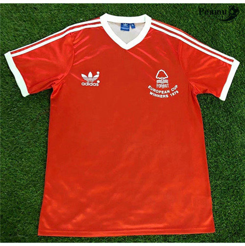Maillot foot Nottingham Forest 1979
