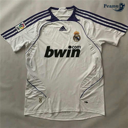 Maillot foot Real Madrid Domicile 2007-08