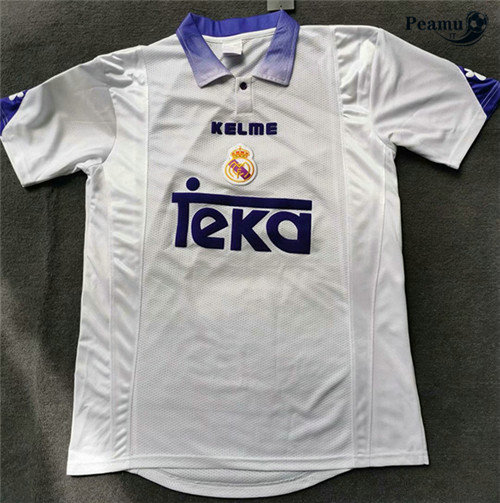 Maillot foot Real Madrid Domicile 1997-98