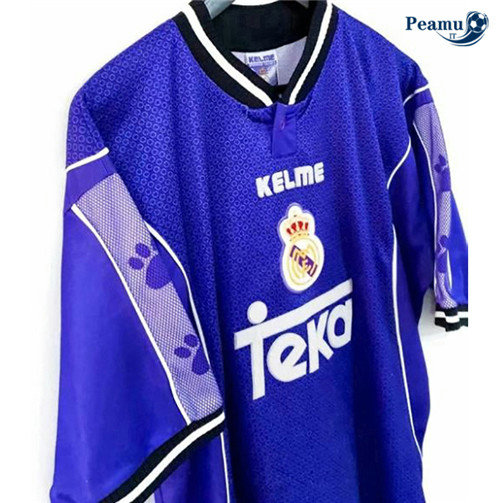 Maillot foot Real Madrid Exterieur 1997-98