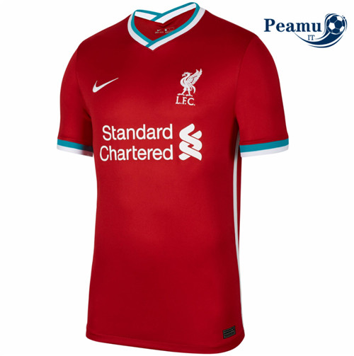 Maillot foot Liverpool Domicile 2020-2021