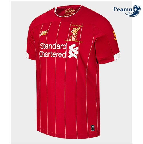 Maillot foot Liverpool FC Domicile Champions 2019-2020