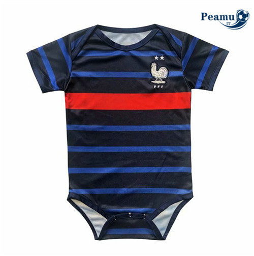 Maillot foot France bambino Domicile 2020-2021