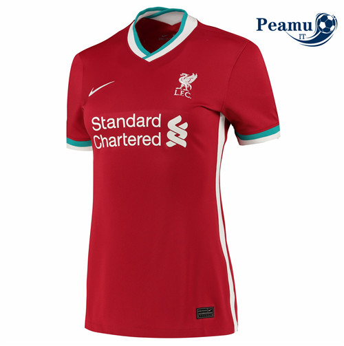 Maillot foot Liverpool Femme Domicile 2020-2021