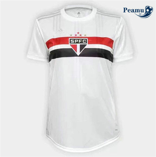 Maillot foot Sao Paulo Femme Domicile 2020-2021