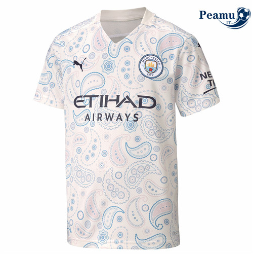 Maillot foot Manchester City Third 2020-2021