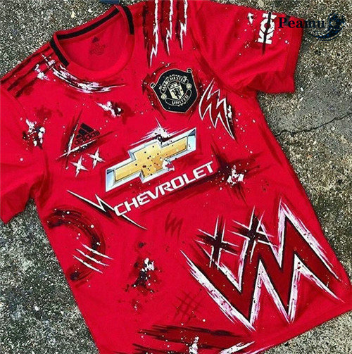 Maillot foot Manchester United Special Edition Rouge 2020-2021