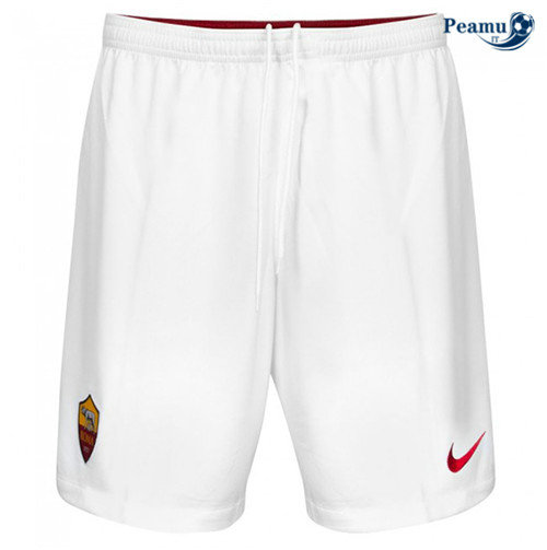 Short da calcio AS Rome Domicile 2019-2020