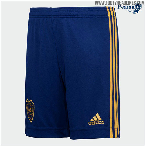 Short da calcio Boca Juniors Domicile 2020-2021