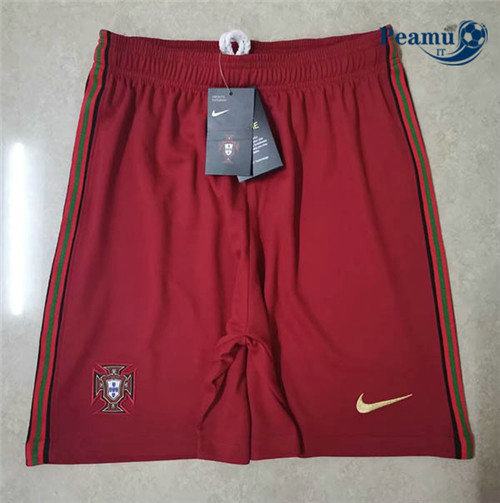 Short da calcio Portugal Domicile 2020-2021